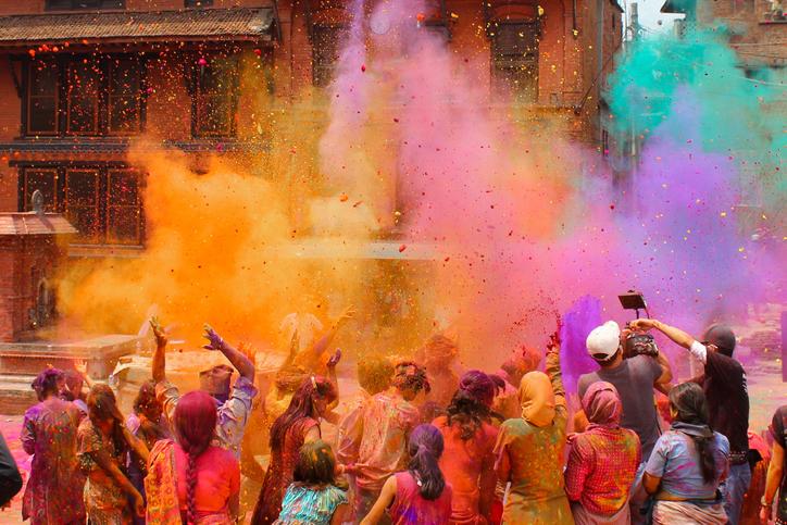 la tomatina, festivals in india
