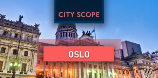 Cityscope - A City Guide To Oslo