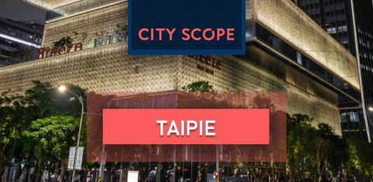 Cityscope - A City Guide To Taipei