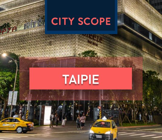 Cityscope - A City Guide To Taipei