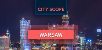 Cityscope - A City Guide To Warsaw