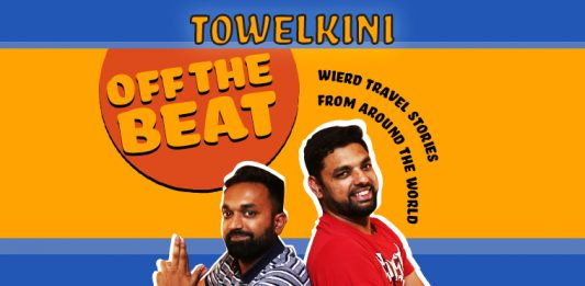 Off The Beat-Towelkini