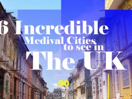 Incredible Medieval Cities To See In The UK