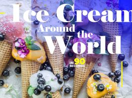 Ice Creams From Around The World