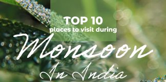 Places To Visit During Monsoon In India