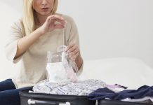Period Hacks for travelling in periods
