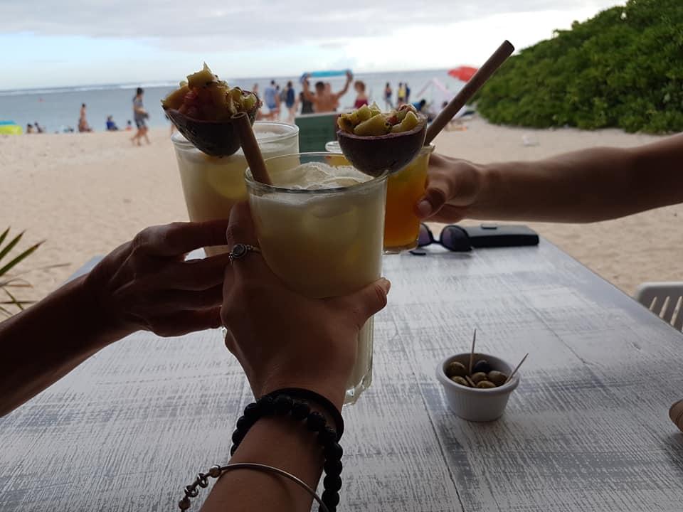 Rum - reunion island