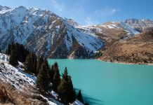 Kazakhstan, Big Almaty Lake