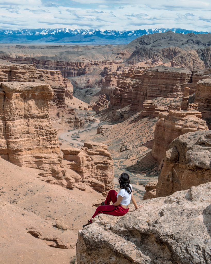 Charyn Canyon Kazakhstan-2