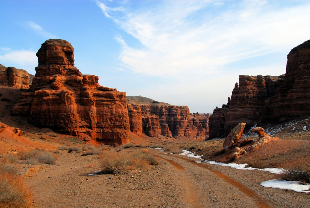 Sharyn Canyon, Kazakhstan