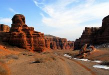 Sharyn Canyon, Kazakhstan