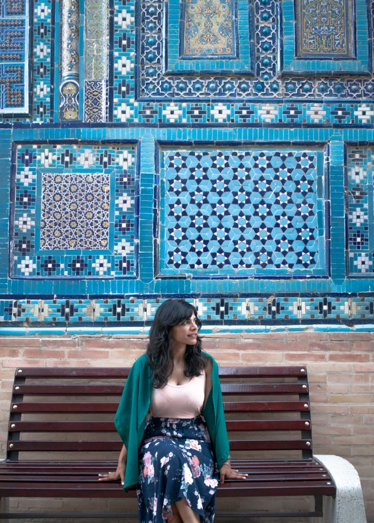 Uzbekistan-dressing