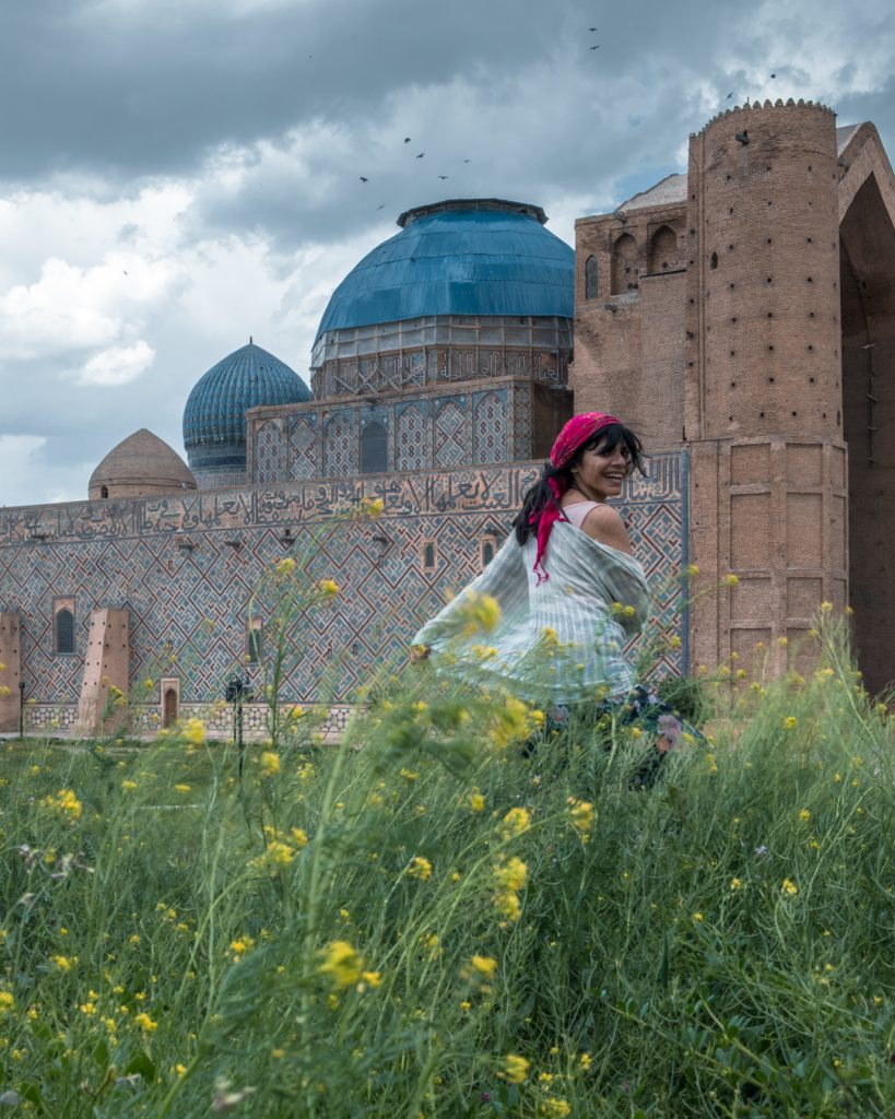 How To Dress When Visiting Central Asia