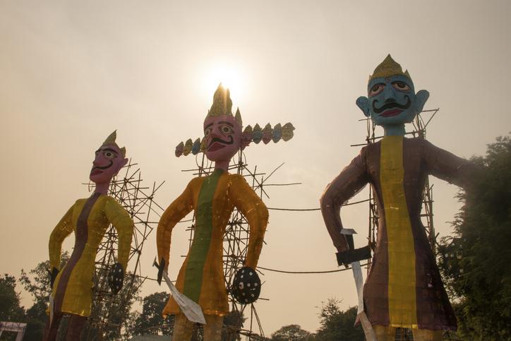 dussehra festival celebration in india, Dussehra Destinations, Upcoming Indian Festivals In 2020