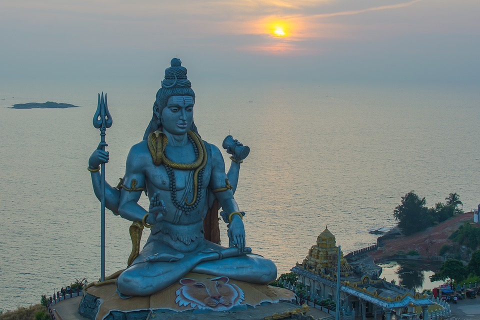 Religion Shiv Statue Shiva Lord Hindu God