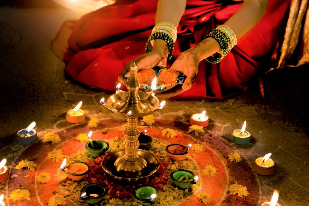 diwali festivals in india, lantern festivals