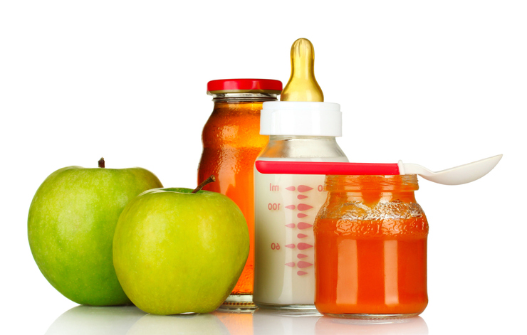 Is baby food safe?