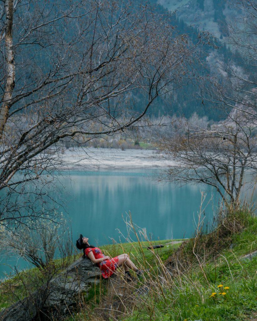 Esik Lake kazakhastan 5