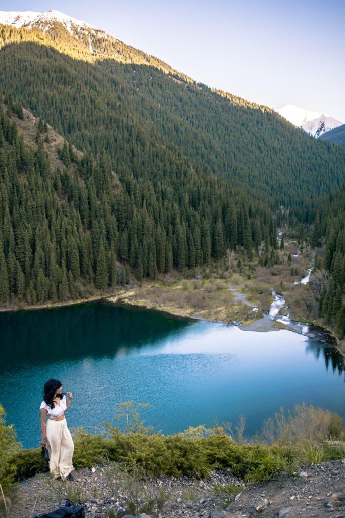 kolsai lake kazakhstan