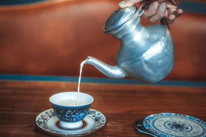 Butter Milk Tea