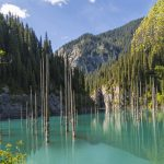 A Travel Guide To Kaindy Lake In Kazakhstan