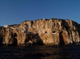 Cuevas Xoroi, Menorca, club in menorca