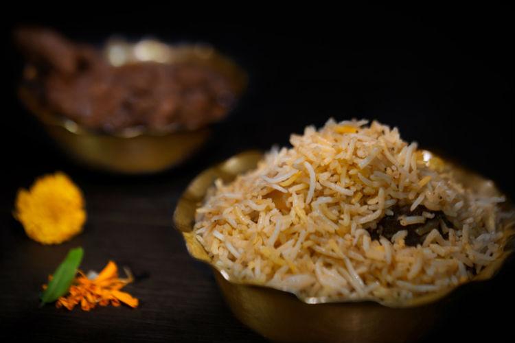 Durga Pooja Delicacies types of biryani