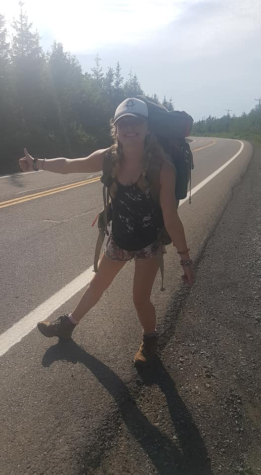 hitchhiking in canada