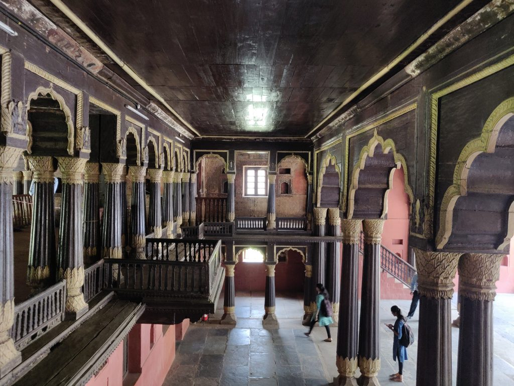 Tipu Sultan's Palaces in Bangalore