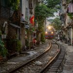 The Instagram-Famous Train Street In Hanoi Is Undergoing Changes Due To Overcrowding