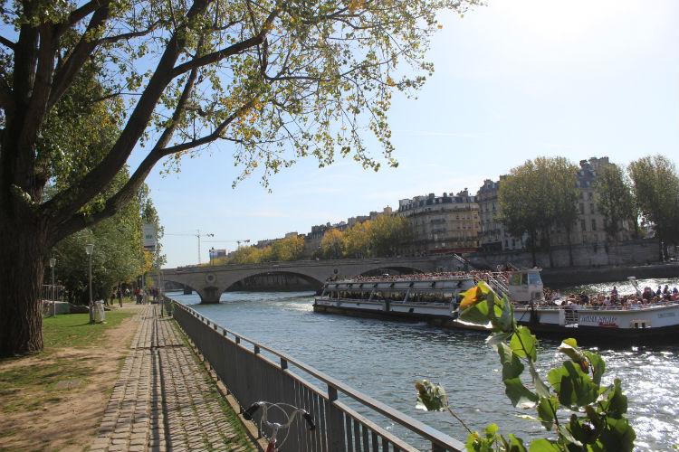 Europe Trip, Brown Girl