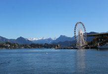 Europe Trip, Lucerne