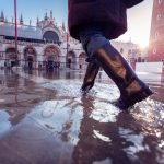 Italy Hit With The Worst Rainstorm. Venice Submerged And In A State of Calamity