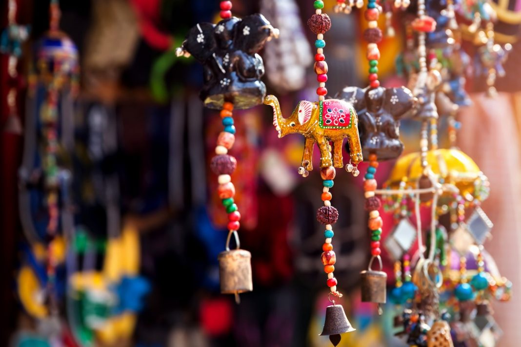 traditional markets in India