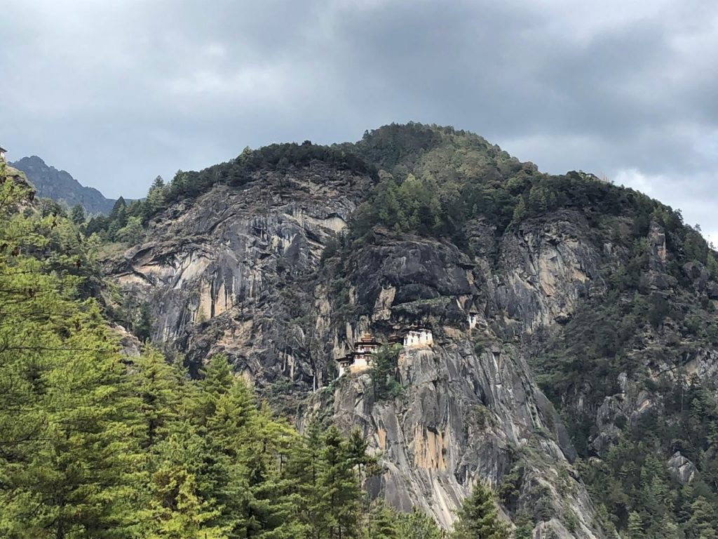 Ahana, Tiger's Nest Monastery, Paro