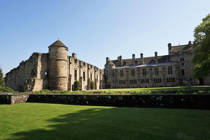 Falkland Palace, Fife, Tay County