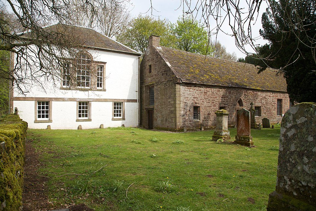 Innerpeffray Library - Scotland