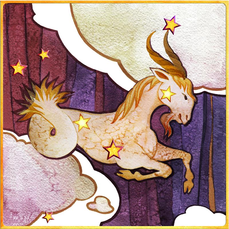 Zodiac 1 - Capricorn