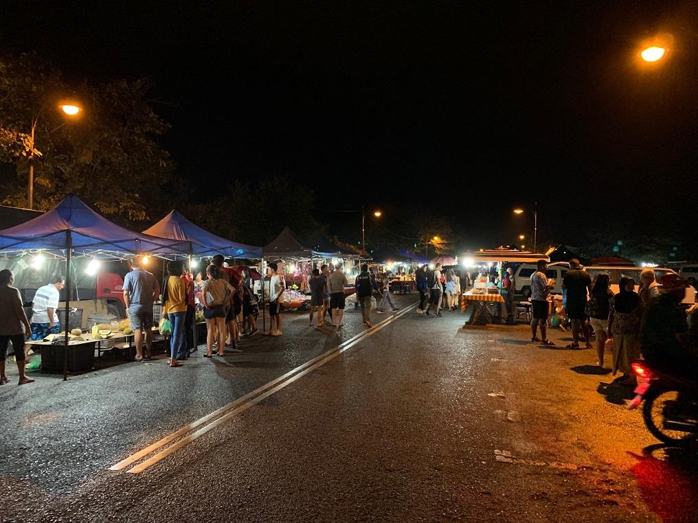 Langkawi's Night Market