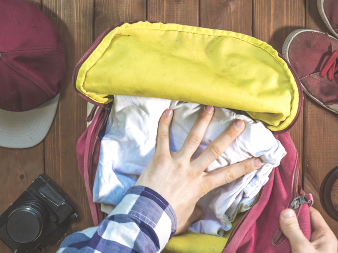 backpack packing tips