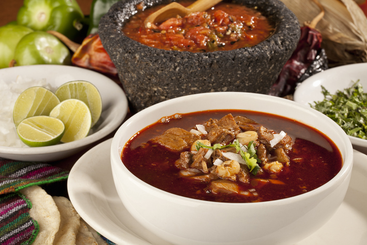 Mexican Dishes, Soups