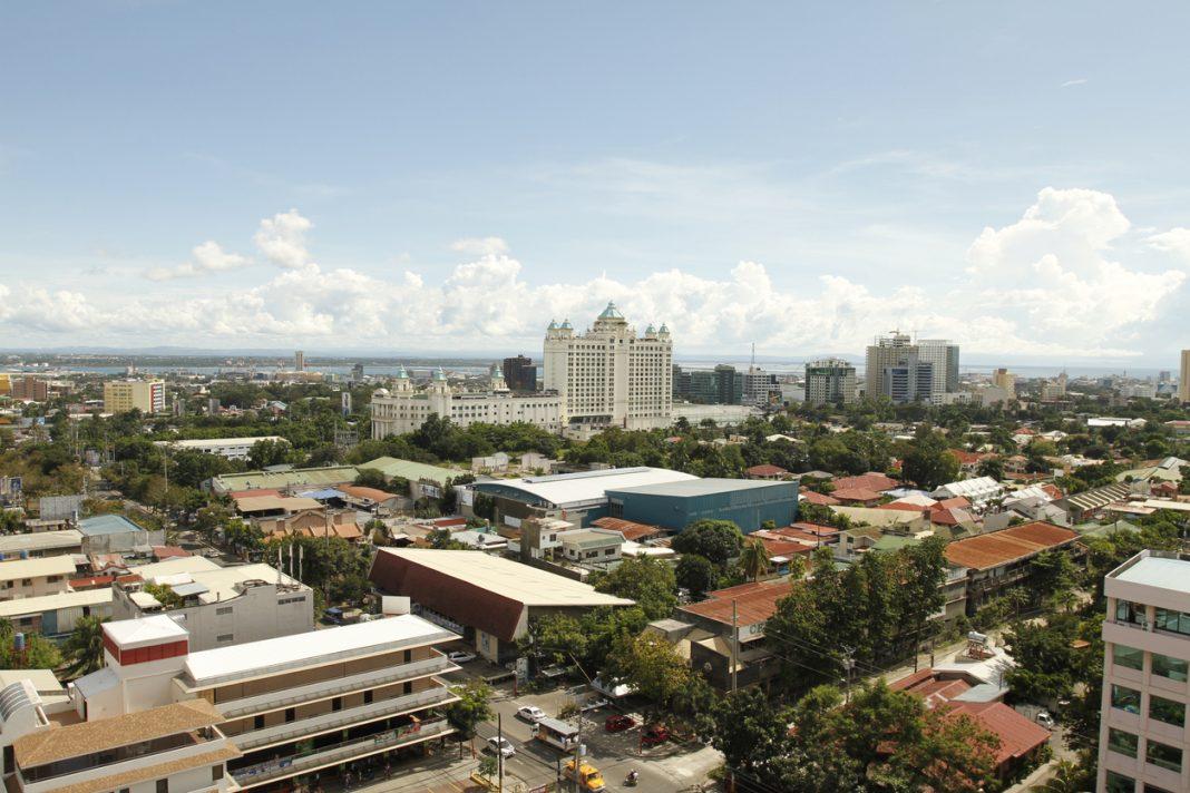 Cebu City on a Sunny Day
