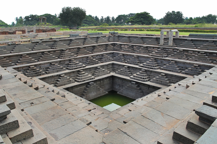 Baolis, places to visit in india in winters
