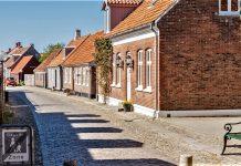 Ringkobing, Denmark.