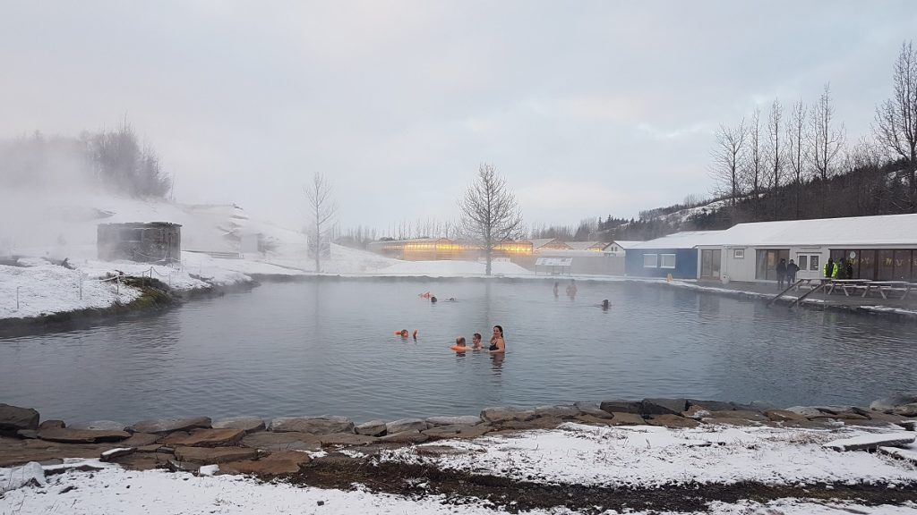 Visited Iceland's Secret Lagoon