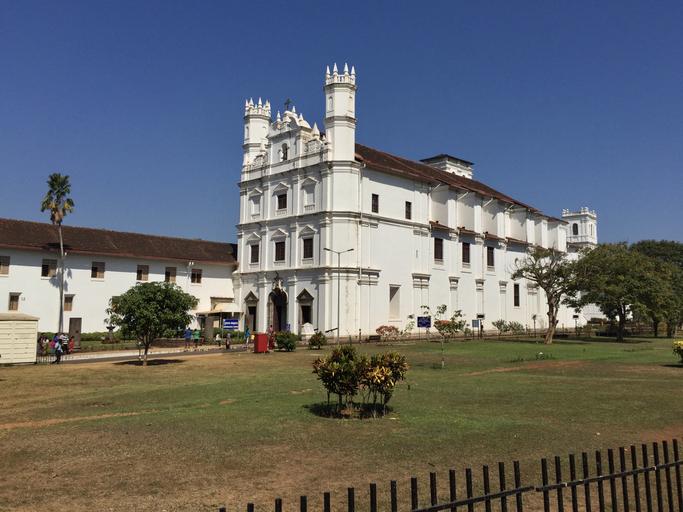 Heritage Sites In Goa
