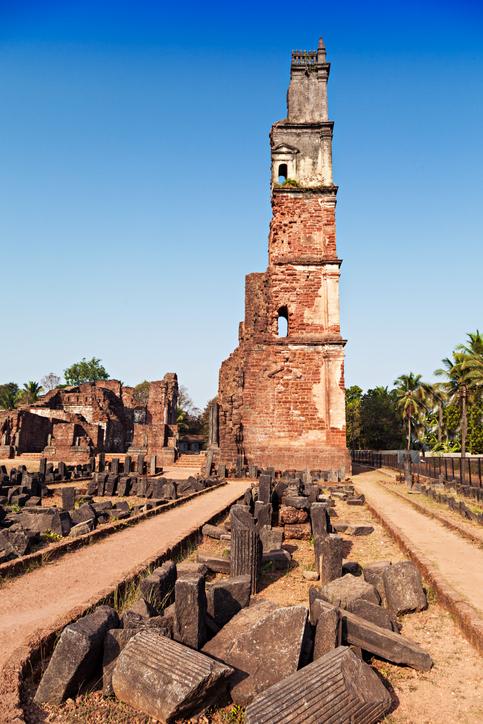 Goan Heritage Sites