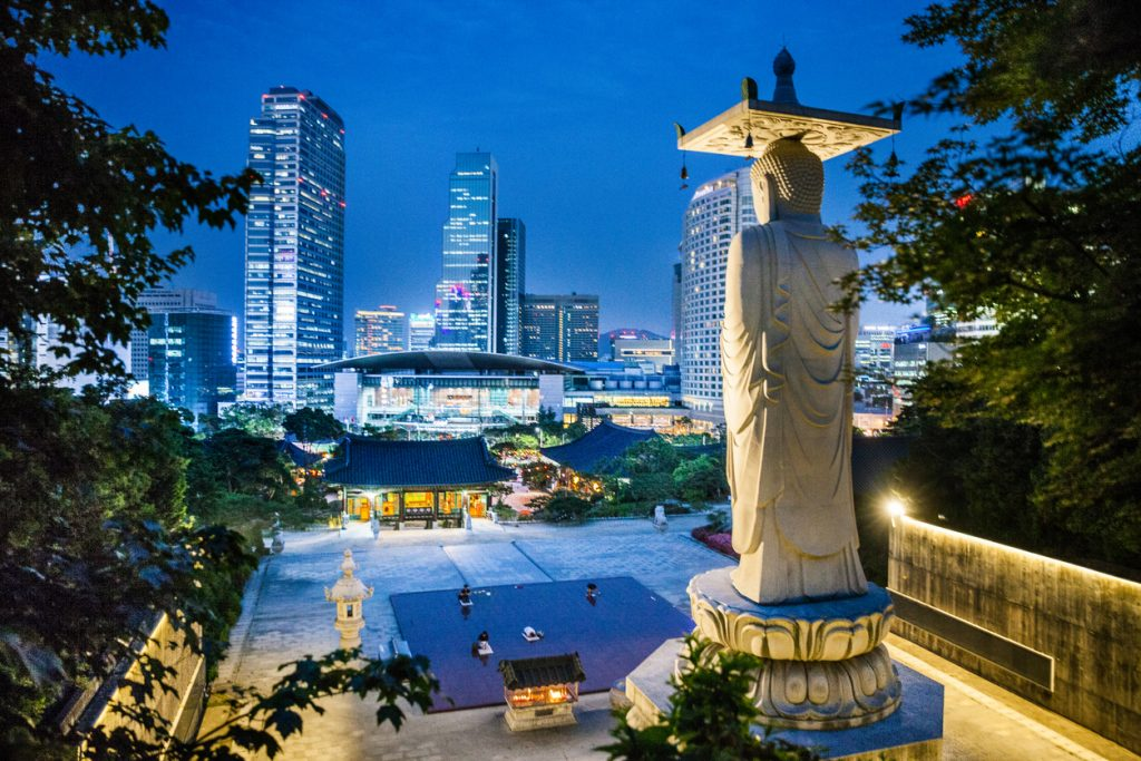 Places korea south top in 20 Best