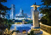 travel guide to South Korea