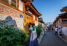 things to do in korea
